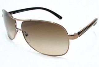 PRADA SPR 60L Sunglasses SPR60L Black/Silver 1BC 3M1