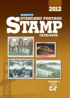 Standard Postage Stamp Catalogue 2012 (Paperback)