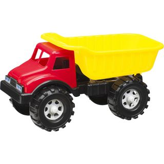 American Plastic Toys 16 inch Dump Truck Toy (case of 6)
