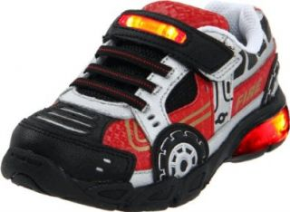 Rite Vroomz Fire Truck Lighted Sneaker (Toddler/Little Kid) Shoes