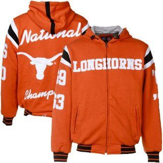 Texas Longhorns Burnt Orange NCAA Division 1 Football 4X