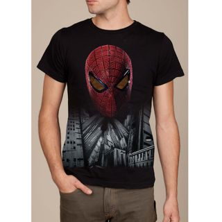 Amazing Spiderman Boys City Web Monster Glow in the Dark T shirt