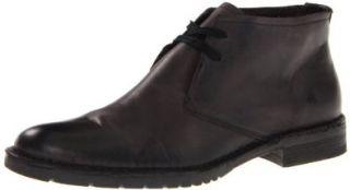 John Varvatos Mens Driggs Chukka Boot Shoes