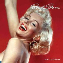 Marilyn Monroe 2013 Calendar (Calendar)