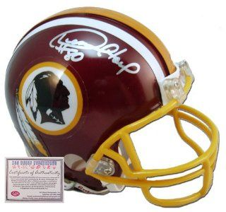 Desmond Howard Washington Redskins NFL Hand Signed Mini