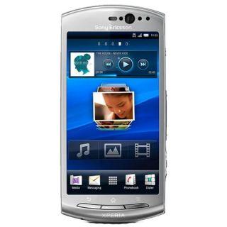 Sony Ericsson XPERIA KYNO Silver   Achat / Vente TELEPHONE PORTABLE