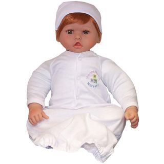 Molly P. Original 20 inch Light Honey/ Hazel Nursery Baby Doll