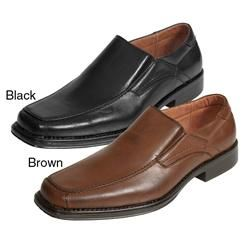 Majestic Collection Mens Square Toe Loafers