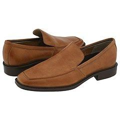 Rockport Macelli Tan Leather Loafers