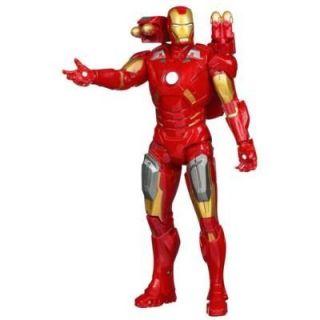 Hasbro   Avengers   La figurine électronique de Iron Man   28cm avec
