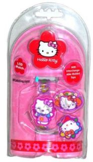 Sanrio Hello Kitty Digital Watch Clothing