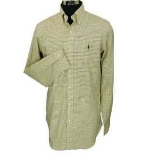 Ralph Lauren Classic Fit Shirt Plaid S Clothing