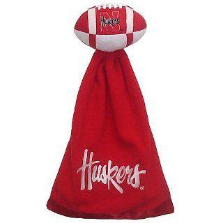 Coed Sportswear Nebraska Cornhuskers Plush NCAA Football