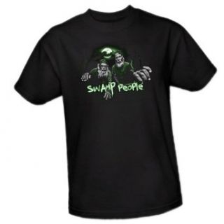 Bayou Brothers    Swamp People Adult T Shirt Clothing