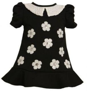 Bonnie Jean Girls 2 6X Knit Dress Clothing