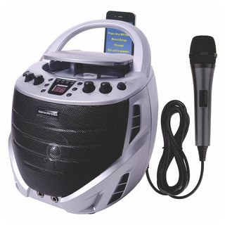 Karaoke USA Portable Karaoke CDG Player