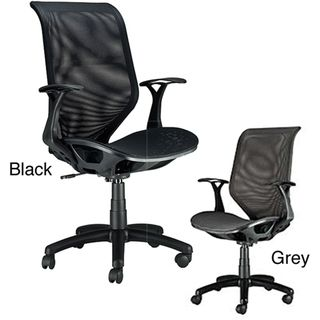 Integrity Seating Ergonomic Polyester mesh Fiberglass Office Chair