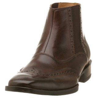 Kenneth Cole New York Mens B as U May Wingtip Boot,Brown,7 M Shoes