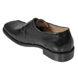 Majestic Collection Boys Buckle Accent Loafers