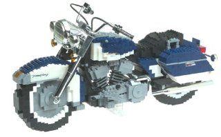 Mega Bloks Harley Davidson Pro Builder Set, ROAD KING