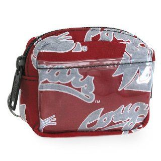 WSU Washington State University Micro Purse by Broad Bay