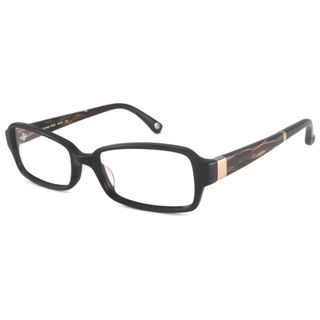 Michael Kors Readers Womens MK687 Brown Rectangular Reading Glasses