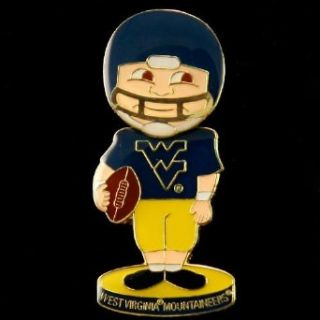 NCAA West Virginia Mountaineers Bobblehead Football Player