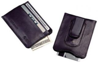 Leather Money Clip & Credit Card Holder Clothing