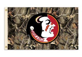 NCAA Florida State Seminoles 3 by 5 Foot Flag with