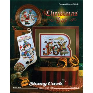 Stoney Creek Christmas Joy Softcover 13 page Craft pattern Book