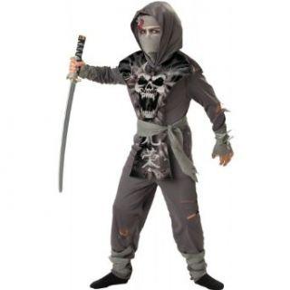 In Character Costumes 196383 Zombie Ninja Child Costume