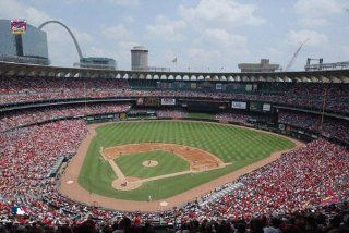 St. Louis Cardinals Busch Stadium 2005 Wallpaper Sports