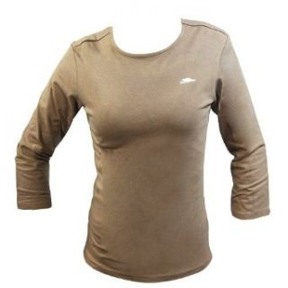 Womens Roots 73 athletics long sleeve t shirt (Size XS