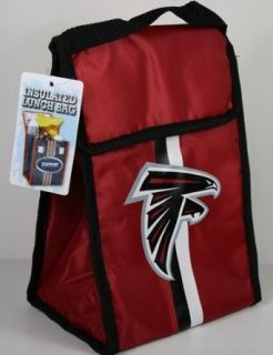 Atlanta Falcons NFL Insulated Velcro Lunch Cooler Bag