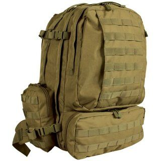Fox Outdoors Advanced 3 Day Combat Pack   Coyote Sports