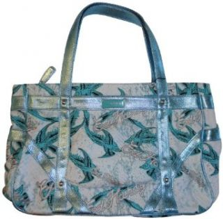 Womens Ed Hardy Purse Handbag Suzanne Blue Clothing