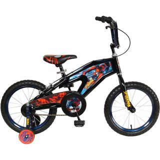 Spider Man 16 inch Kids Bicycle