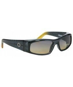 Spy Mc Black Yellow Fade Sunglasses