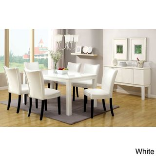 Davao High Gloss Lacquer Contemporary 60 inch Dining Table