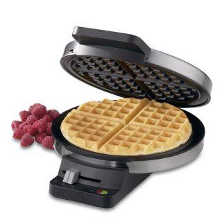 Cuisinart WMR CAFR Round Classic Waffle Maker (Refurbished