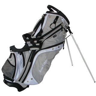 Tour Edge Pewter Max D Stand Golf Bag