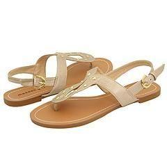 Madden Girl Tycoon Gold Paris Sandals