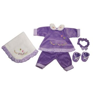 18 inch Cara Doll Clothing Ensemble