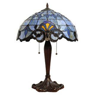 Victorian Design Tiffany style Table Lamp
