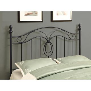 Black Queen/ Full size Versatile Headboard