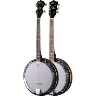 CORT Banjo 4 Cordes CB34   CB 34, banjo 4 cordes, résonateur et