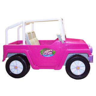 Off Road Vehicle for 18 inch Fashion Dolls