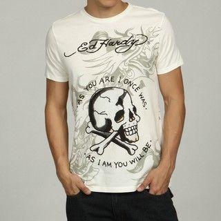 Ed Hardy Mens As I Am T Shirt