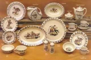 True West Rodeo Dinner Set (5 Piece): Clothing