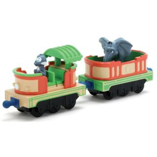 Chuggington Die cast Mtambos Safari Cars Train Toy
